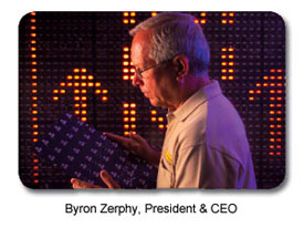 Bryon Zerphy President and CEO of Solar Technology