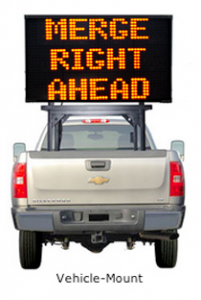 Vehicle Mount Message Board 3