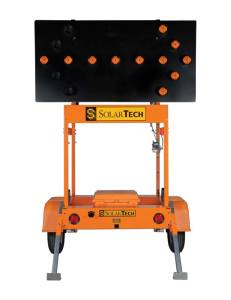SolarTech 15 Lamp Arrow Board