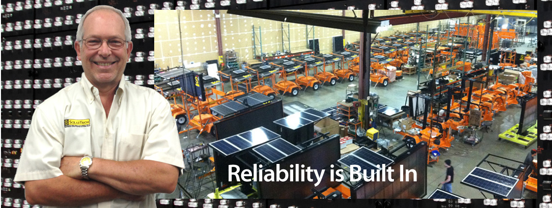 Reliability is Built In to every SolarTech board